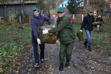 Комитет госконтроля присоединился к акции «Чистый лес»