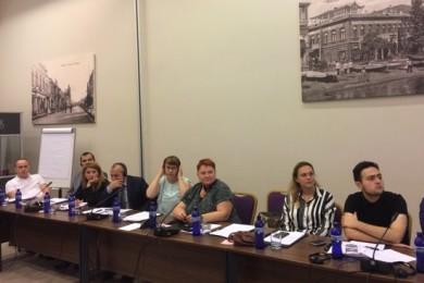 В тренинге приняли участие представители органов финансового контроля 5 стран