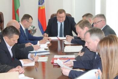 Внесены предложения по исправлению ситуации в аграрной отрасли Могилевского района