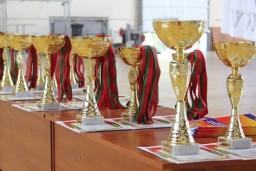 В спорткомплексе «Стайки» состоялась традиционная спартакиада работников Комитета государственного контроля