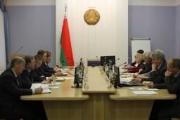 Состоялась рабочая встреча заместителя Председателя Комитета госконтроля Виталия Дереха с представителями Всемирного банка