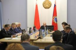 Состоялось совместное заседание коллегий Комитета госконтроля Беларуси и Счетной палаты России