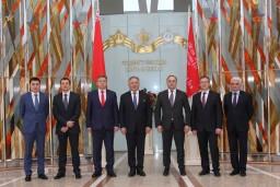 Рабочий визит в Беларусь делегации Счётного комитета Казахстана 12-14 февраля