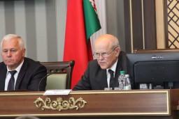 Коллегия Комитета госконтроля подвела итоги работы в первом полугодии нынешнего года