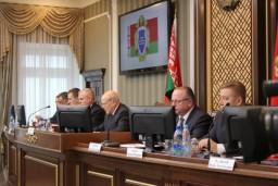 Коллегия Комитета государственного контроля подвела итоги работы в 2018 году