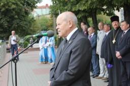 Председатель Комитета госконтроля Леонид Анфимов принял участие в торжественной линейке по случаю начала учебного года в Белорусском национальном политехническом университете