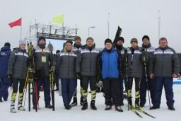 Команда Комитета государственного контроля приняла участие в «Минской лыжне – 2019»