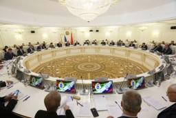 Совместное заседание коллегий Комитета государственного контроля Беларуси и Счетной палаты России состоялось в Минске