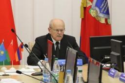 В режиме видеоконференцсвязи проведено совместное заседание коллегий (советов, уполномоченных лиц) высших органов финансового контроля Армении, Беларуси, Казахстана, Кыргызстана и России