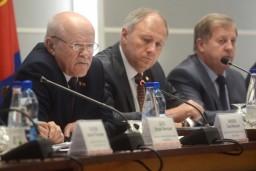 Рабочая поездка Председателя Комитета государственного контроля Леонида Анфимова в Брестскую область