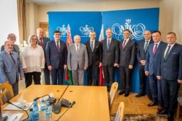 Подписано соглашение о сотрудничестве между Комитетом госконтроля Беларуси и Верховной контрольной палатой Польши