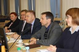 Заместитель Председателя КГК Александр Курлыпо провел рабочую встречу с представителями Немецкого общества международного сотрудничества