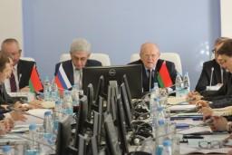 Леонид Анфимов принял участие в семинаре по подготовке к международной оценке национальной системы противодействия отмыванию денег и финансированию терроризма