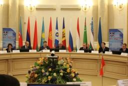 В Минске проходит заседание Совета руководителей подразделений финансовой разведки государств – участников СНГ