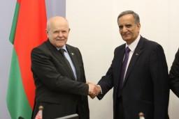 Состоялась встреча Председателя Комитета госконтроля Беларуси Леонида Анфимова с делегацией руководящих сотрудников государственных органов Исламской Республики Пакистан