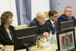 В Комитете госконтроля состоялась рабочая встреча руководства контрольного ведомства и Представительства Всемирного банка в Республике Беларусь