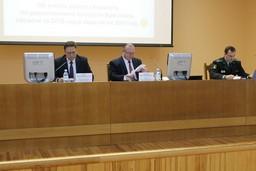 На коллегии Комитета государственного контроля Брестской области рассмотрены итоги работы за 2018 год