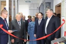 В Комитете госконтроля Витебской области открыта музейная экспозиция