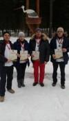Команда Комитета государственного контроля Витебской области, возглавляемая председателем Зарянкиным В.В., заняла 3 призовое место (среди 80 команд) в областном спортивно-художественном празднике «Витебская лыжня-2019»!
