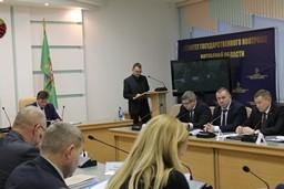 Комитетом госконтроля Витебской области установлено, что почти во всех районах Витебской области нарушались сроки капремонта домов