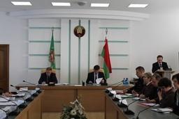 На коллегии Комитета государственного контроля Витебской области (05.02.2018) подведены итоги работы за 2017 год и определены задачи на предстоящий период