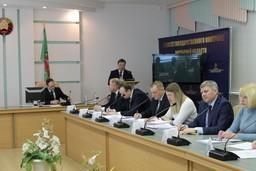 На коллегии Комитета государственного контроля Витебской области подведены итоги контрольных мероприятий по вопросу комфортного и безопасного пребывания детей в школах области.