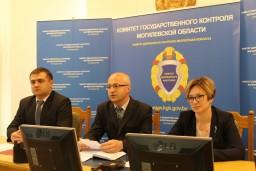 В Комитете госконтроля Могилевской области состоялся брифинг со средствами массовой информации по вопросам землепользования