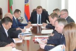 Коллегия Комитета госконтроля Могилевской области проанализировала выполнение мероприятий Госпрограммы развития аграрного бизнеса