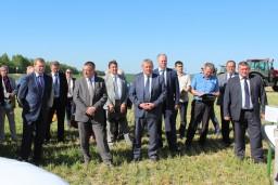 Сотрудники Комитета госконтроля Могилевской области приняли участие в семинаре по вопросам заготовки кормов из трав