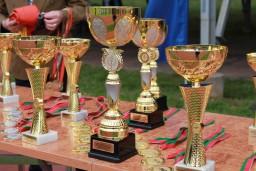 Команда Могилевской области стала бронзовым призером спартакиады работников Комитета государственного контроля