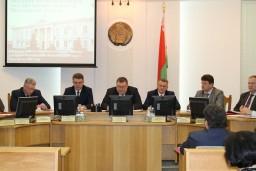 Коллегия КГК Могилевской области рассмотрела итоги работы за 2016 год и определила приоритетные направления деятельности в 2017 году
