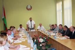 В Комитете государственного контроля Гомельской области состоялась коллегия, на которой рассмотрены вопросы эффективности государственного регулирования в регионе в сфере земельных отношений