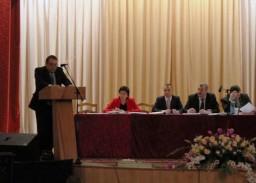 По инициативе Комитета государственного контроля в Гомельской области организован и проведен семинар по вопросам совершенствования организации селекционно-племенной работы в животноводстве