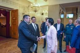 100 лет органам государственного контроля и 25 лет Комитету государственного контроля Республики Беларусь