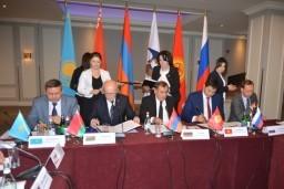 Делегация Комитета госконтроля приняла участие в заседании коллегий высших органов финансового контроля государств – членов ЕАЭС