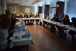 Состоялся рабочий визит делегации Комитета госконтроля Беларуси в Словакию (фото – ВОФК Словакии)