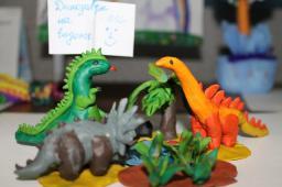 В честь Международного Дня защиты детей профсоюзный Комитет государственного контроля Минской области организовал выставку творческих работ детей и внуков сотрудников Комитета. И вот что из этого получилось.