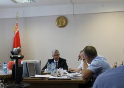 Итоги работы Комитета государственного контроля Минской области в первом полугодии 2015 года подведены на заседании коллегии