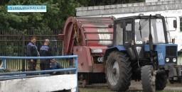 Комитет государственного контроля провел мониторинг сельскохозяйственных предприятий (телерадиокомпания «Гомель», программа «Новости», 19-00)