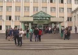 Вступительная кампания-2017. Началось централизованное тестирование (ТРК «Пинск»)