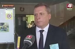 Последний день сдачи ЦТ (телеканал «Беларусь-4», программа «Новости Гродно»).