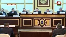 КГК о нарушениях в сельхозорганизациях (телеканал «Беларусь-4», программа «Новости Гродно»).