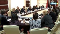 Комитет госконтроля Гродненской области подвёл итог работы и наметил планы на 2020 год (телерадиовещательный канал «Гродно Плюс», программа «Новости).